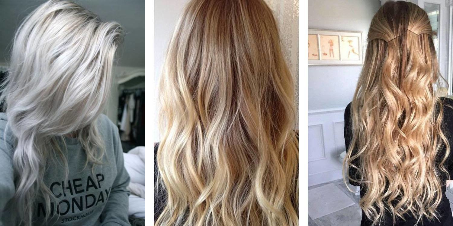 The Best 24 Fabulous Blonde Hair Color Shades How To Go Blonde Pictures