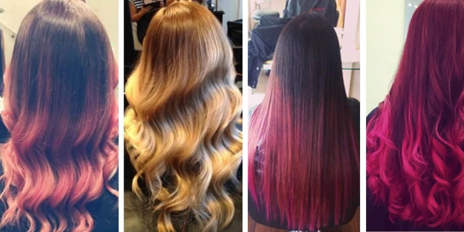The Best Color Treated Hair Styling Designing Tips Matrix Pictures