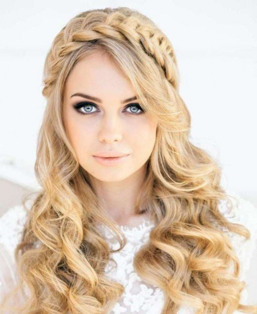 The Best A List Of Stylish Christmas Hairstyles For 2015 Pictures