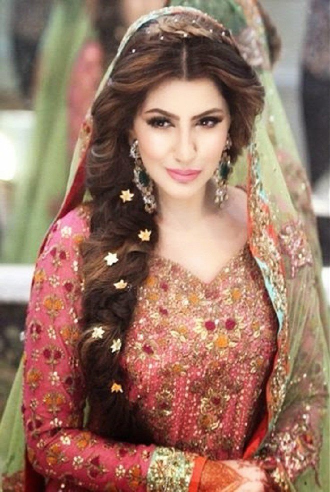 The Best Best Indian Wedding Hairstyles For Brides 2019 Beststylo Com Pictures