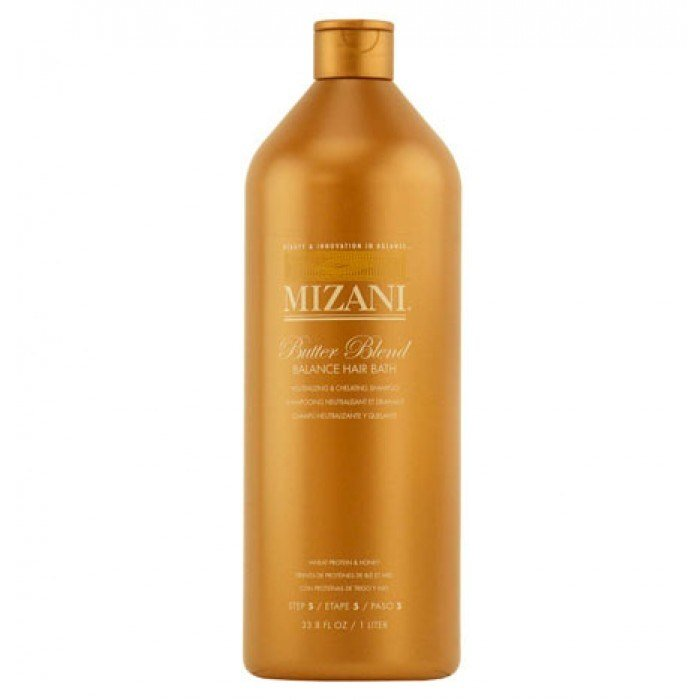 The Best Mizani Butter Blend Balancing Hair Bath Pictures