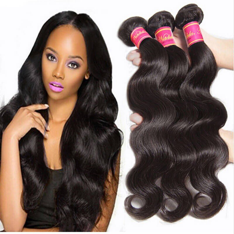 The Best Nadula Wholesale Best V*Rg*N Brazilian Body Wave Hair 3 Pictures