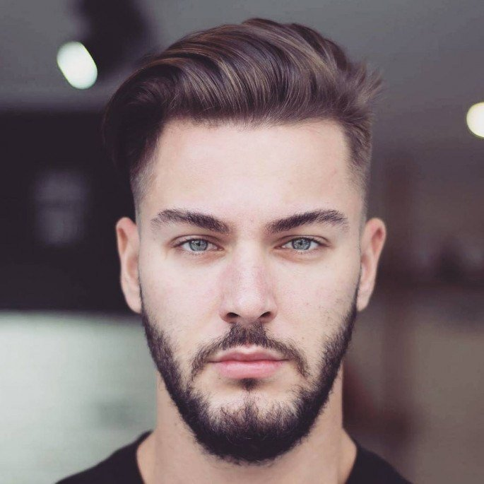 The Best 39 Attractive Hairstyle For Men 2018 Sensod Pictures