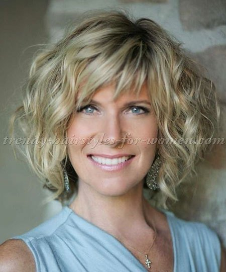 The Best Short Curly Hairstyles For Women Over 50 Short Curly Pictures