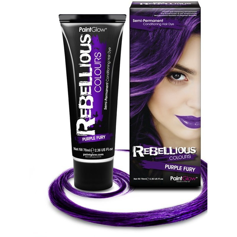 The Best Purple Semi Permanent Hair Dye Pictures