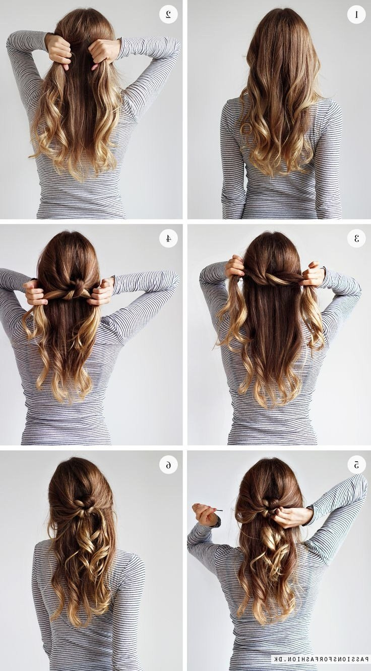 The Best Simple Tied Up Hairstyles Fade Haircut Pictures