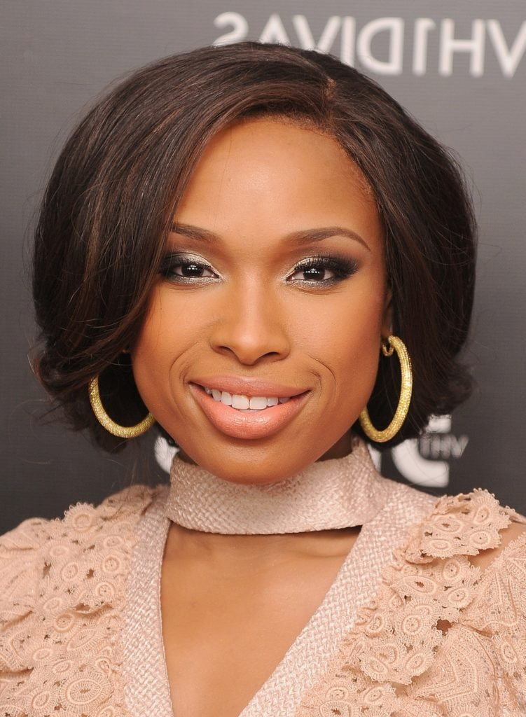 The Best Jennifer Hudson Bob Hairstyle Fade Haircut Pictures
