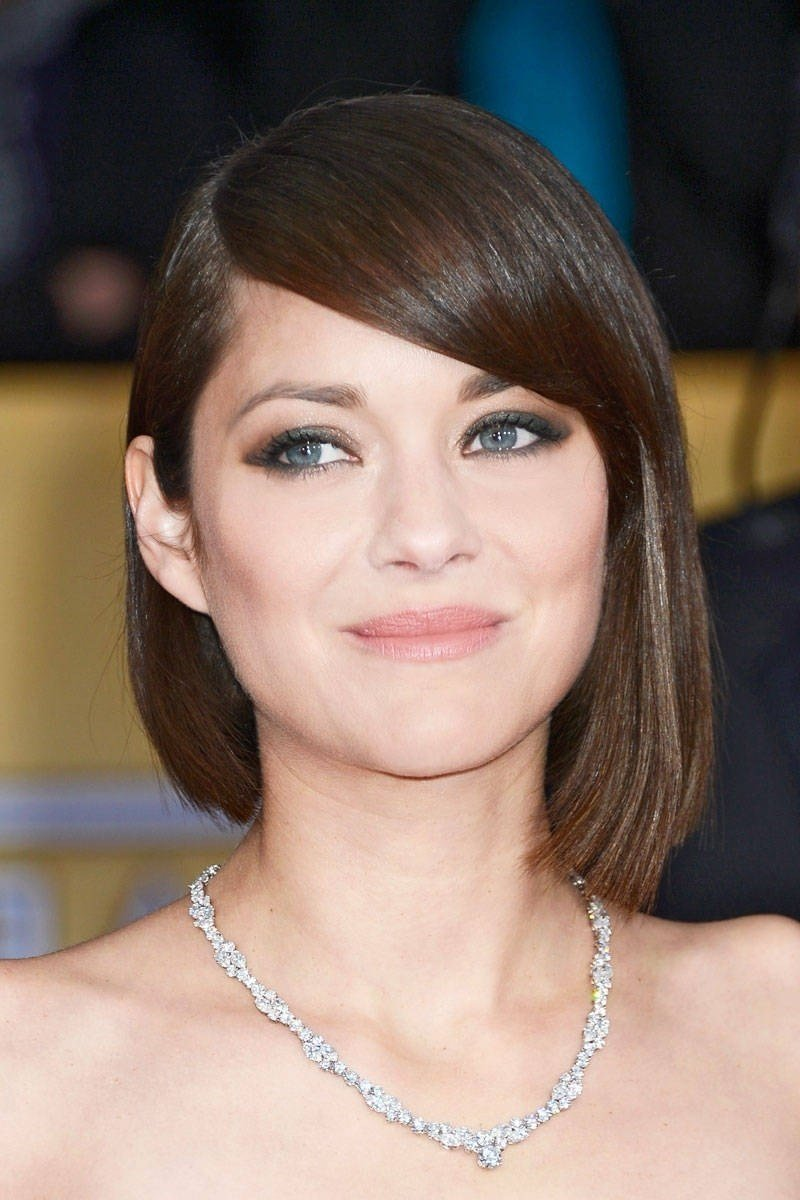 The Best One Sided Bob Hairstyles Fade Haircut Pictures