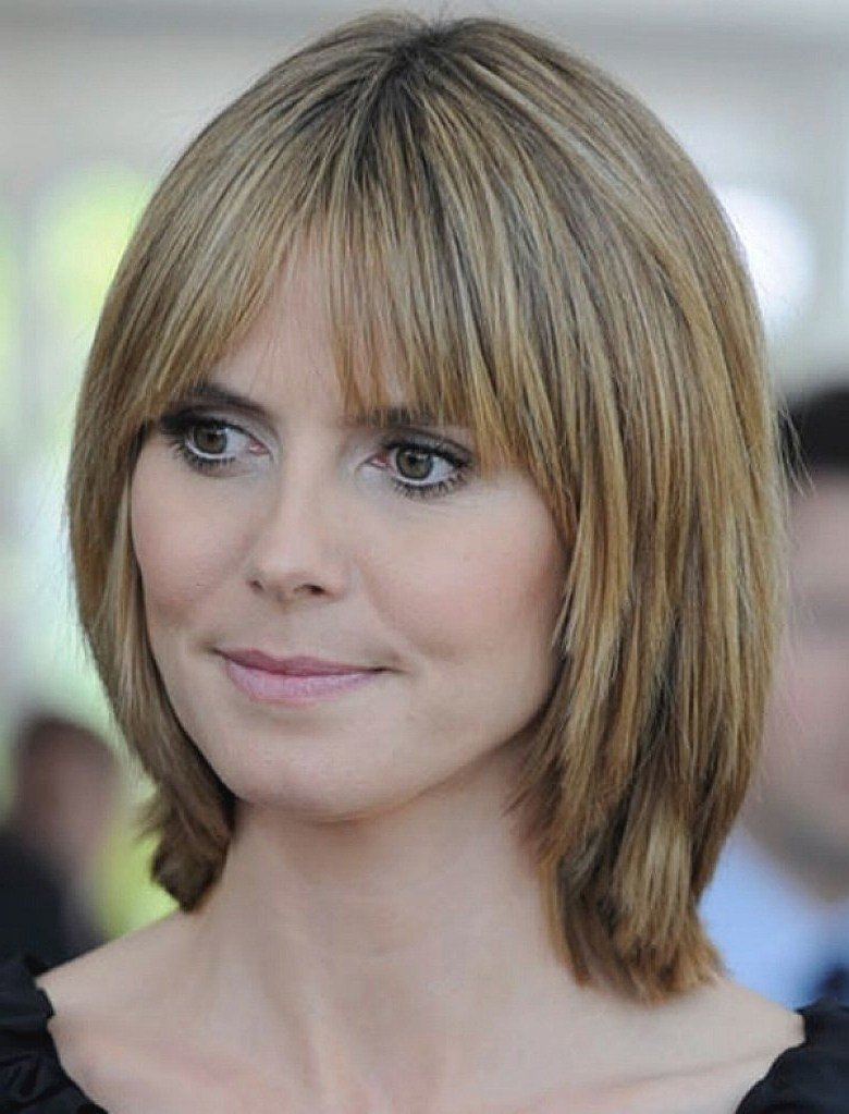 The Best Easy Bob Hairstyles With Bangs Fade Haircut Pictures