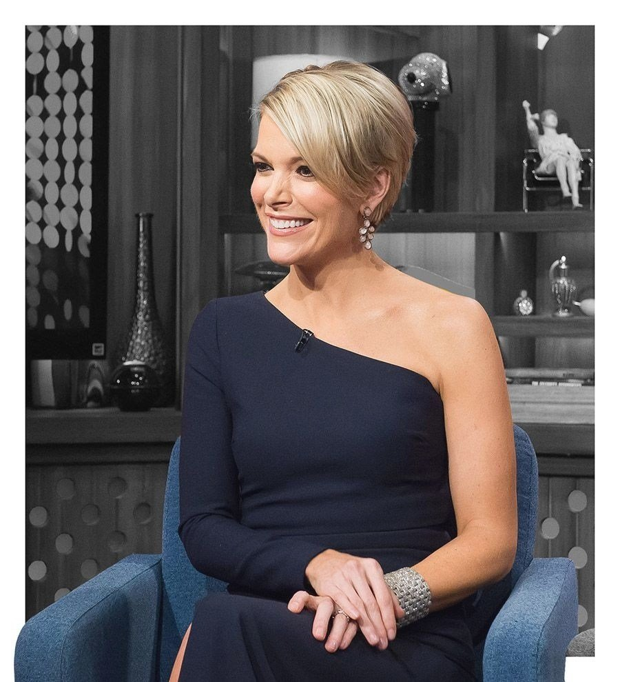 The Best News Anchor With Short Blonde Hair Fade Haircut Pictures