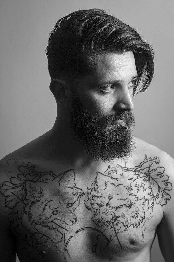 The Best Choosing The Perfect Hairstyle And Beard Combination Pictures