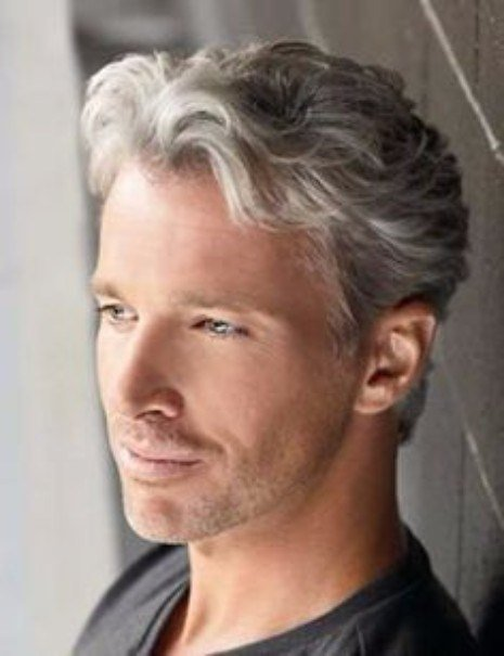 The Best 44 S*Xy Hairstyles For Older Men Hairstyles Haircuts Pictures