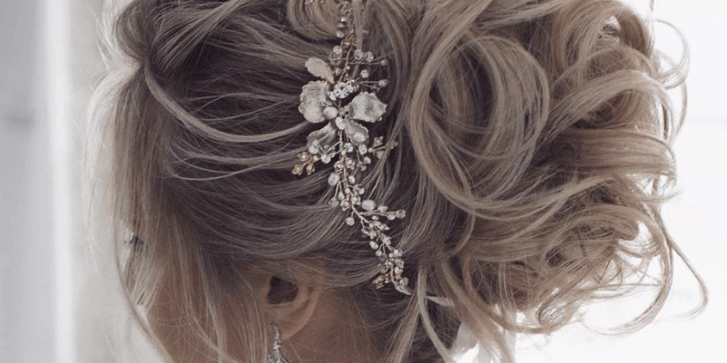 The Best Stunning Wedding Hairstyles For The 2019 Season Pictures
