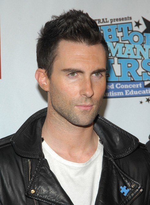 The Best Adam Levine Haircuts Hairstyles Weekly Pictures
