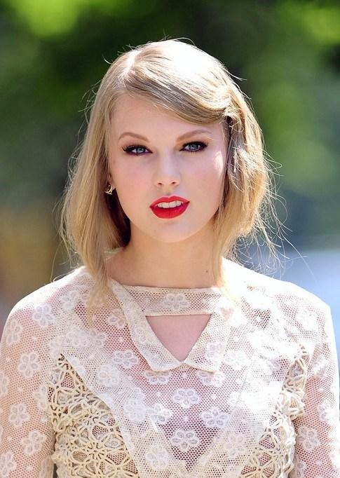 The Best Taylor Swift Bobbed Look For Long Hair Hairstyles Weekly Pictures