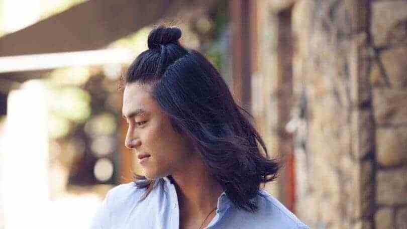 The Best 12 Irresistibly Long Hairstyles For Asian Men – Hairstylecamp Pictures