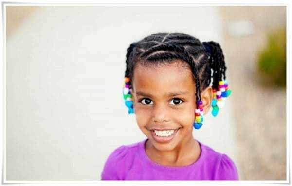 The Best 33 Perfect Ponytail Hairstyles For Little Black Girls Pictures