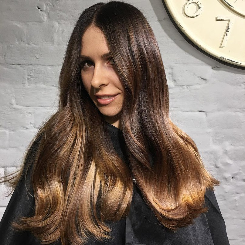 The Best 25 Brown Hair Color Ideas That Are Hot Right Now January 2019 Pictures