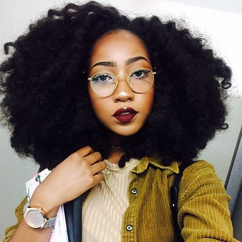 The Best 50 Cute Natural Hairstyles For Afro Textured Hair Hair Pictures