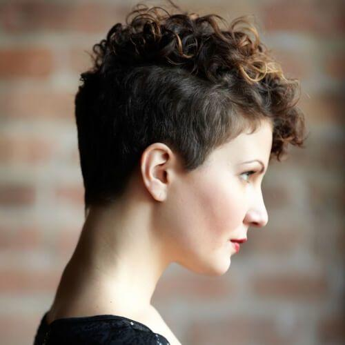 The Best 50 Ravishing Short Hairstyles For Curly Hair Hair Motive Pictures