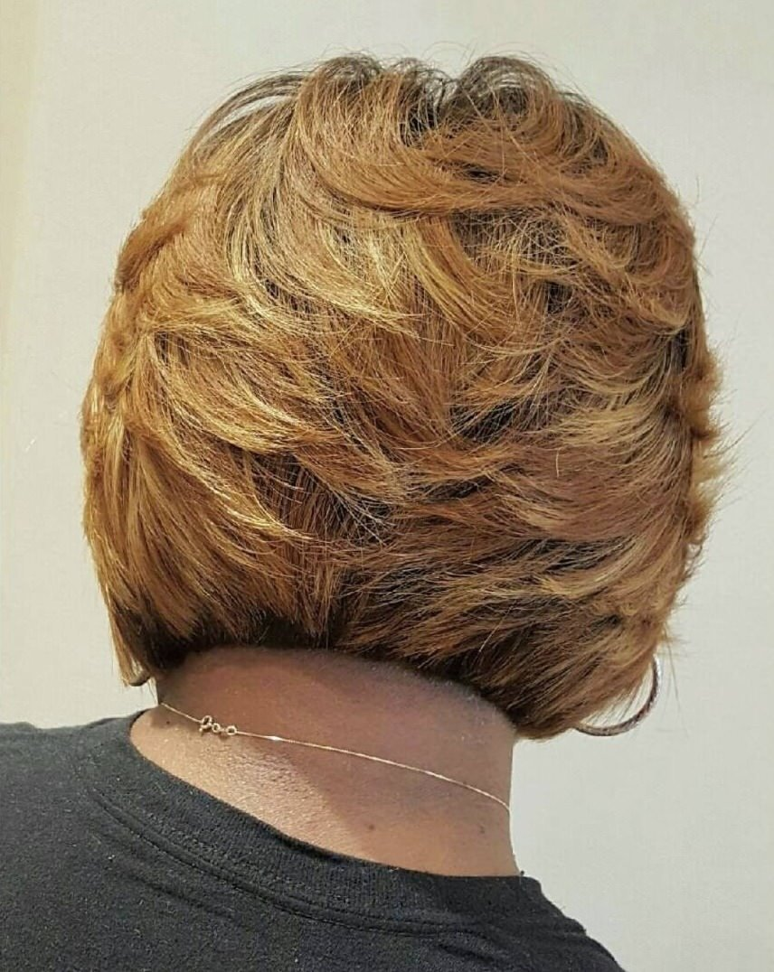 The Best 25 Layered Bob Haircut Ideas Designs Hairstyles Pictures