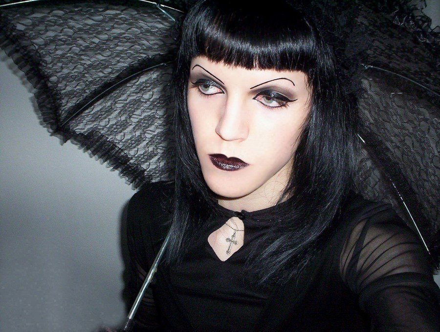 The Best Short Goth Hairstyles Hairstyles By Unixcode Pictures