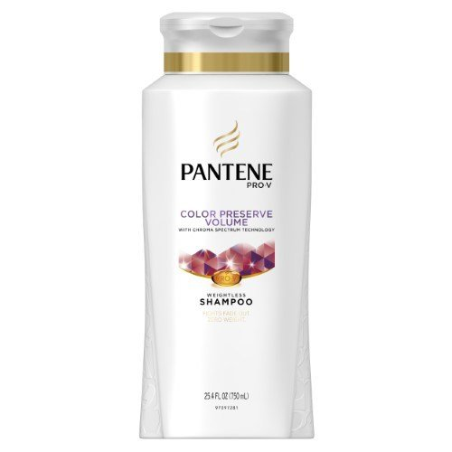The Best Pantene Pro V Color Preserve Volume Shampoo 25 4 Fl Oz Pictures