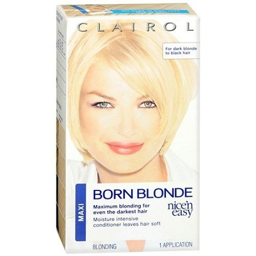 The Best Clairol Nice N Easy Born Blonde Hair Color Maxi 1 Kit Pictures