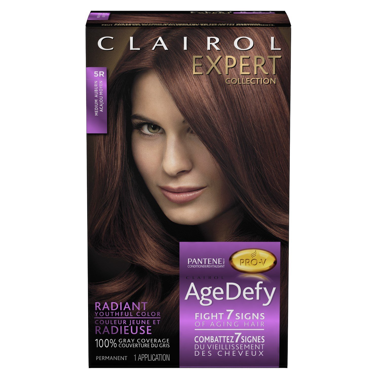 The Best Clairol Expert Collection Age Defy Permanent Hair Color Pictures