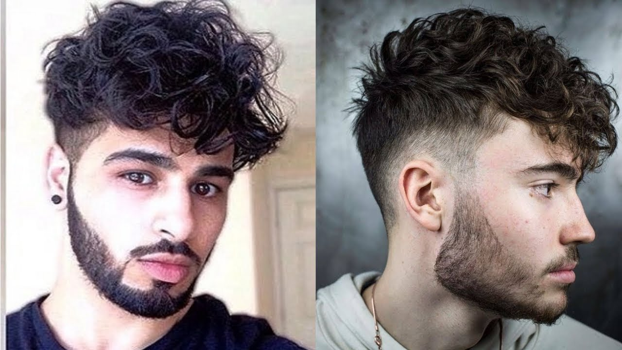 The Best Top 10 Sexiest Curly Hairstyles For Guys 2018 10 Best Pictures