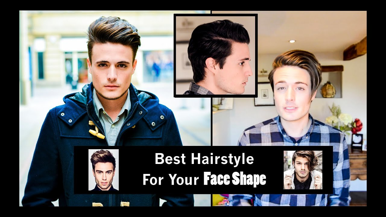 The Best Choosing The Best Hairstyle For Your Face Shape Mens Pictures