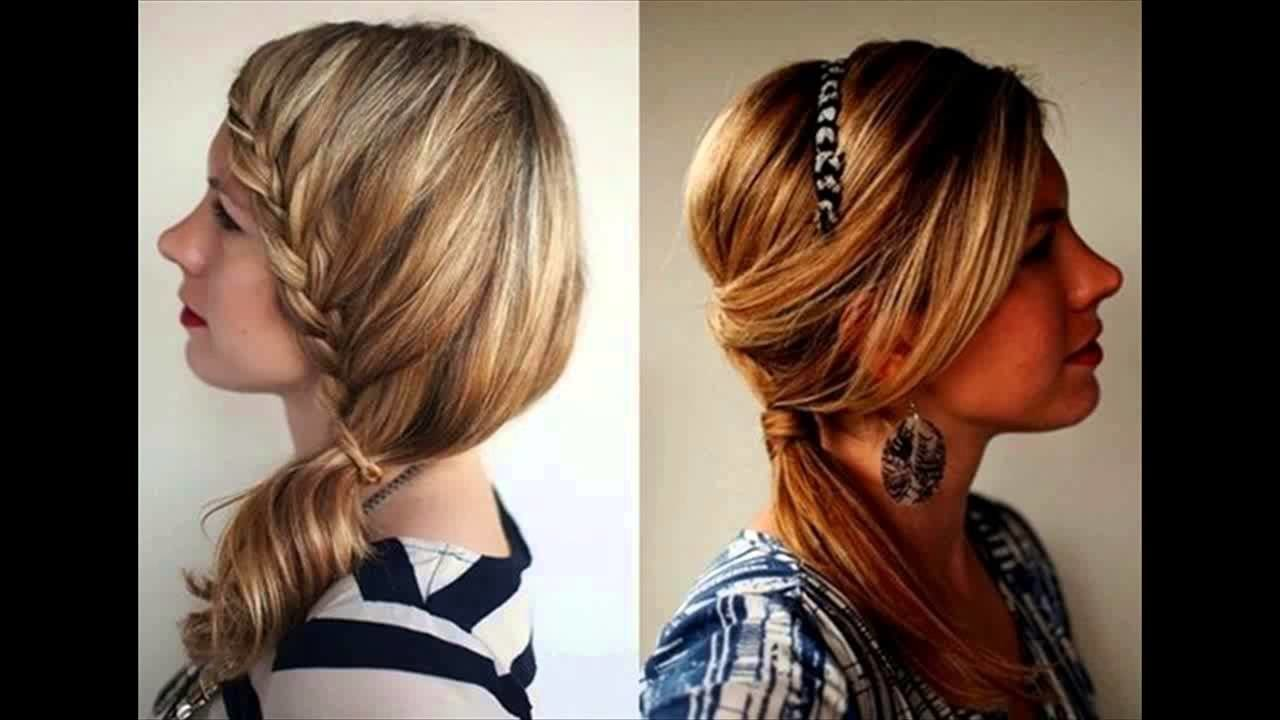 The Best Latest 10 Different Types Of Hairstyles For Girls Youtube Pictures