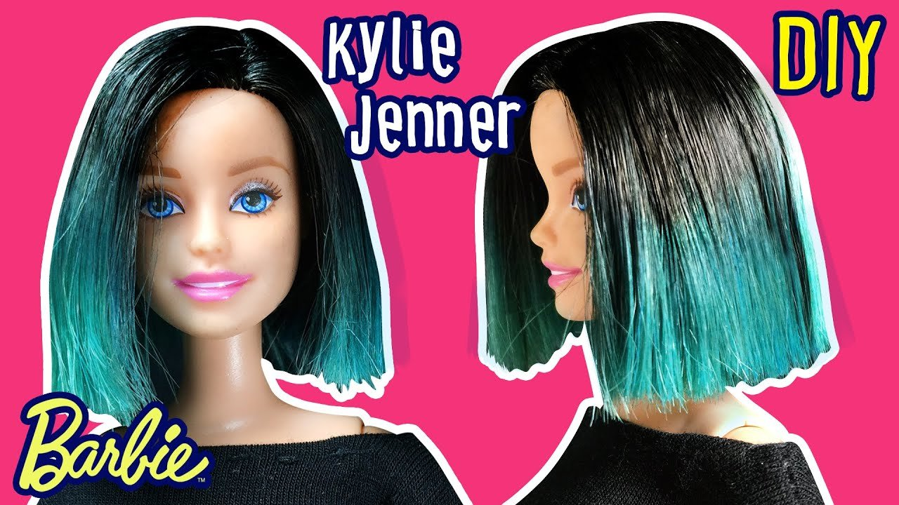 The Best Kylie Jenner Hair For Barbie Doll Barbie Haircut Pictures