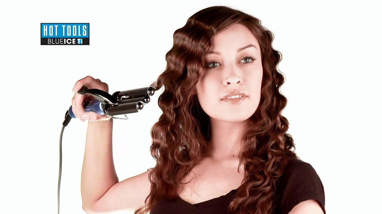 The Best Hot Tools 3 Barrel Waver Youtube Pictures