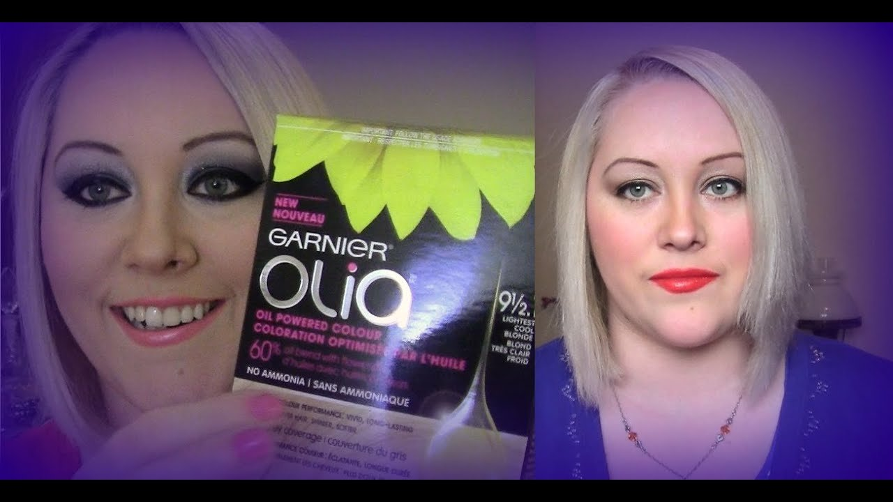 The Best Olia By Garnier │ Hair Dye Review Youtube Pictures