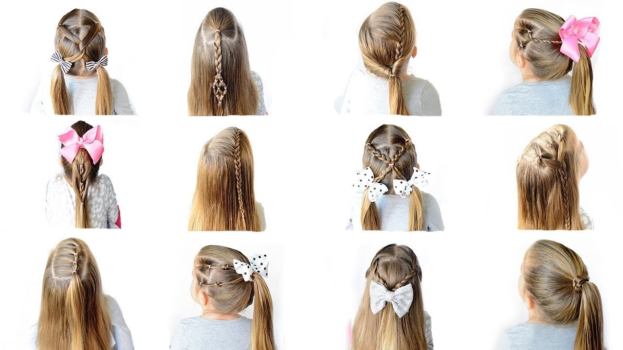 The Best 12 Easy Heatless School Hairstyles Quick And Easy Pictures