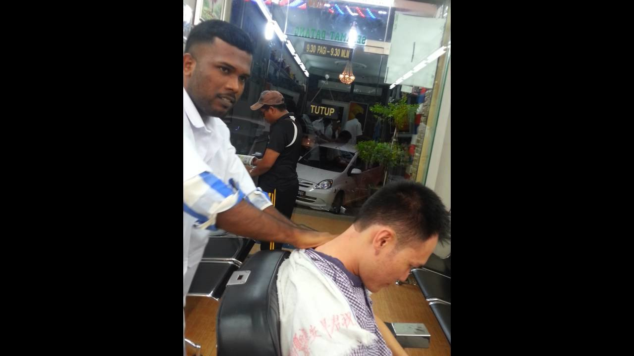 The Best Traditional Indian Haircut Massage Youtube Pictures