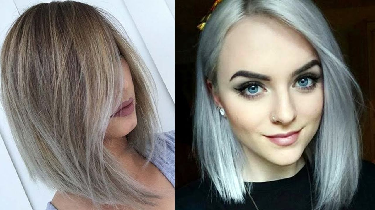 The Best Hottest Haircut Trends Of 2018 Women S New Hairstyles Trends Youtube Pictures