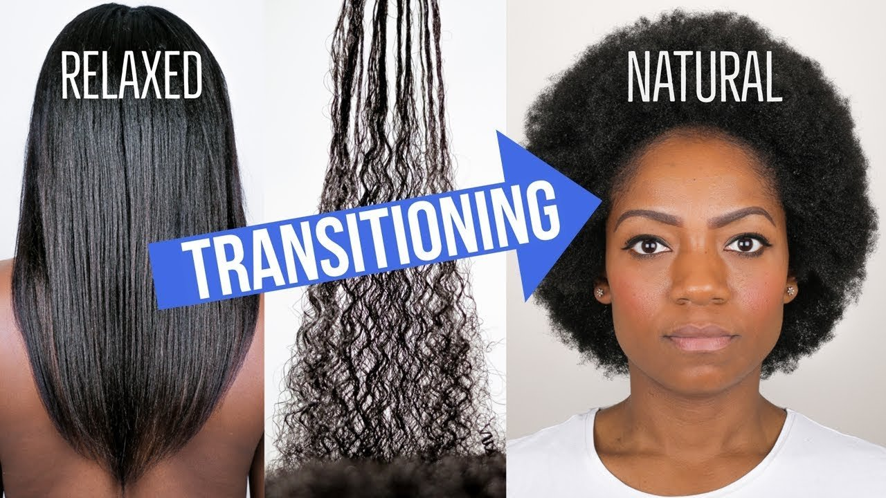 The Best Transitioning To Natural Hair Top 10 Tips Youtube Pictures