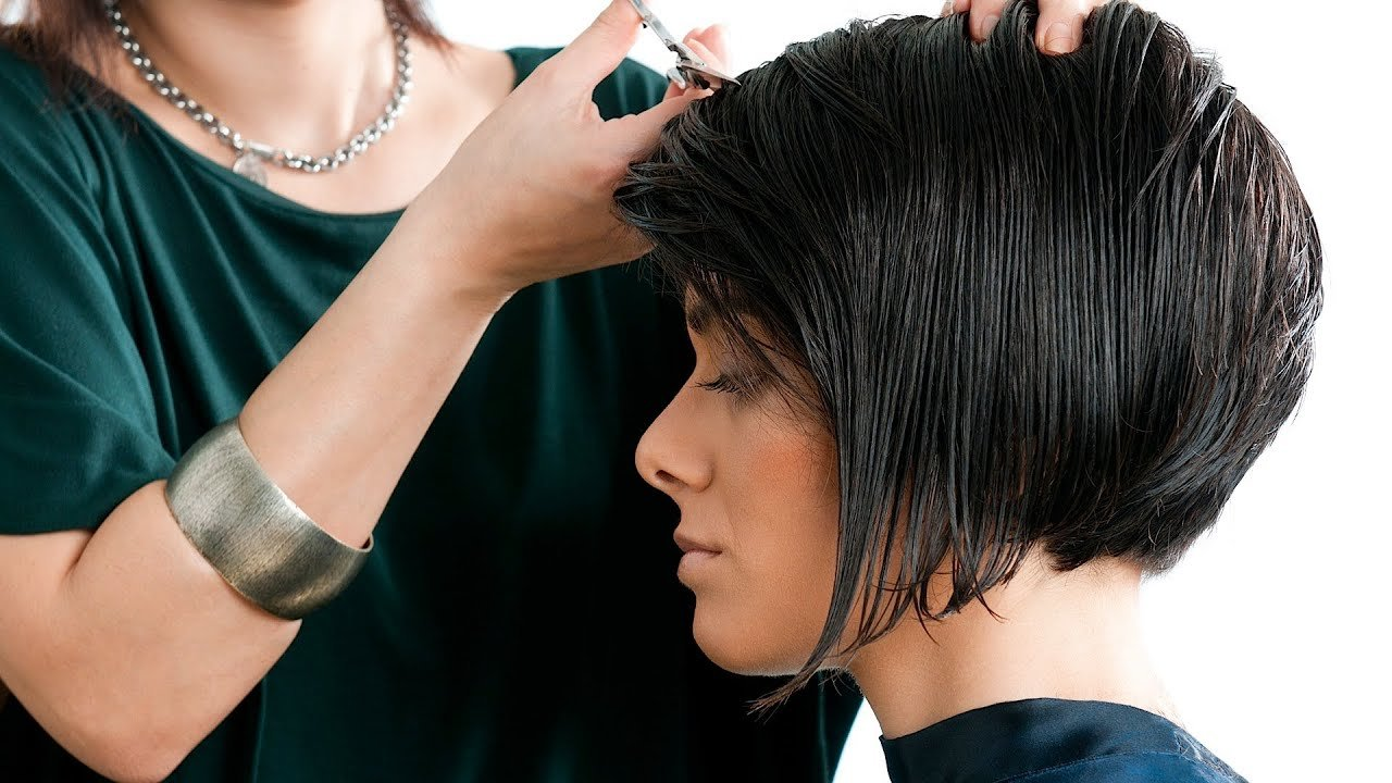The Best 2 Tips For Styling Your A Line Bob Short Hairstyles Pictures