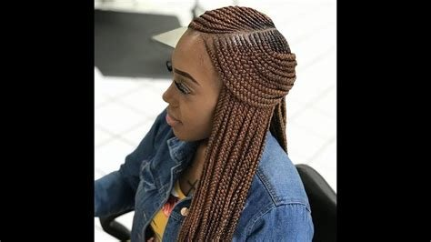 The Best 2018 Weave Braids Latest Hairstyles You Should Try Next Pictures