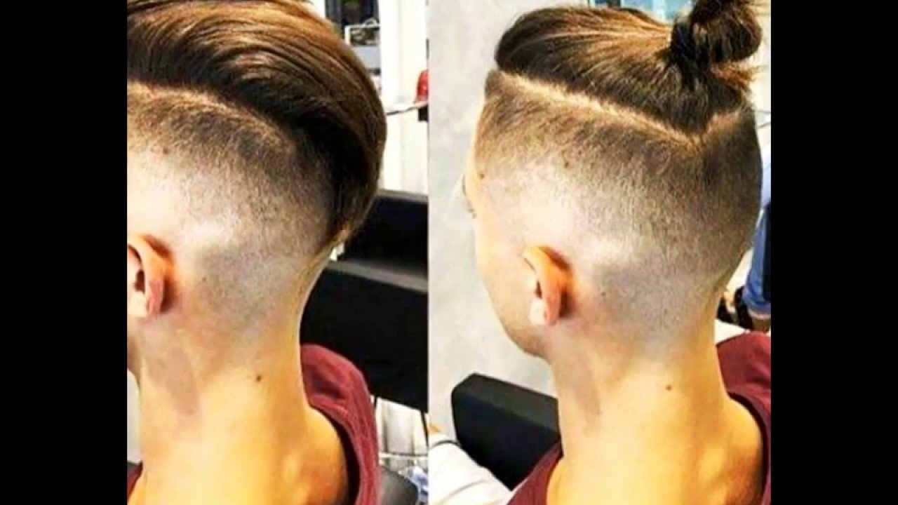 The Best Top 11 Popular Men S Ponytail Hairstyles Be Different In 2017 Youtube Pictures
