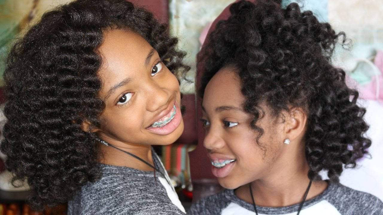The Best Crochet Braids Invisible Part Kid Friendly Protective Pictures