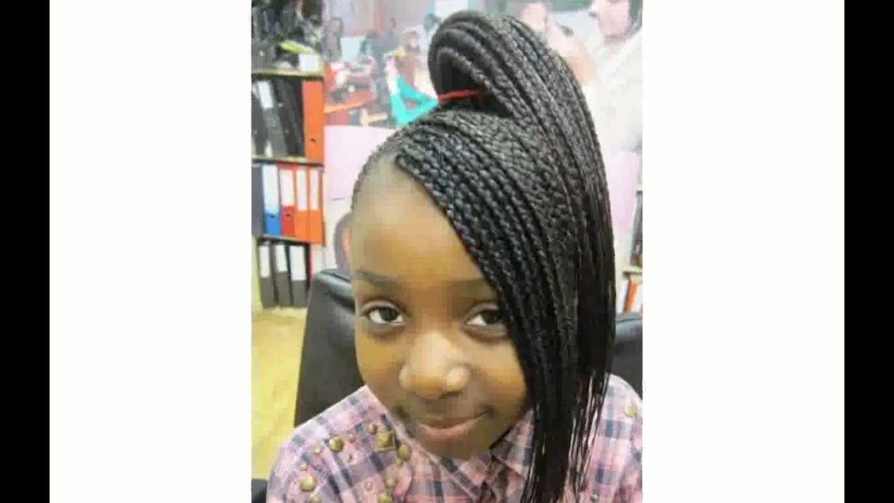 The Best Black People Braided Hair Styles Youtube Pictures