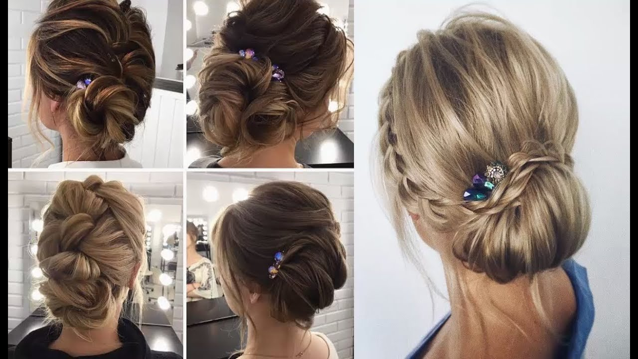 The Best Prom Hairstyles For Medium Hair Prom Hairstyles For Pictures