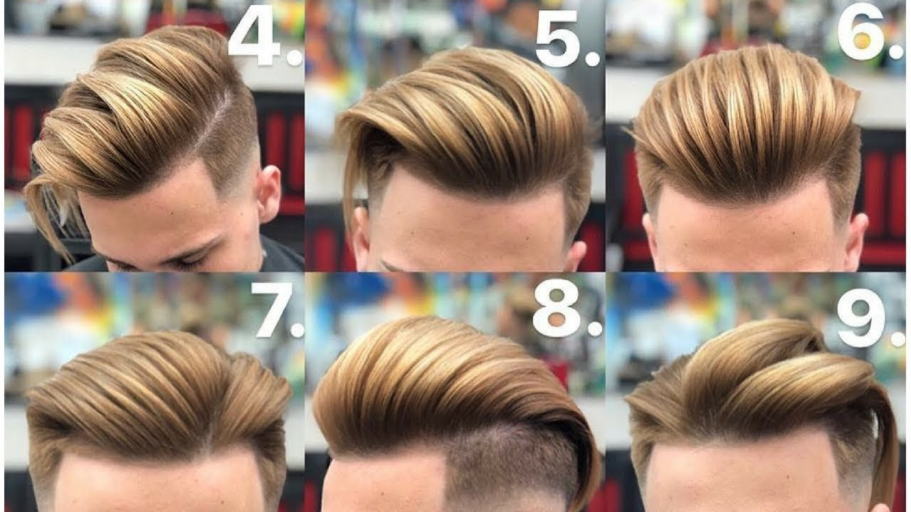 The Best Top 10 New Hairstyles For Men S 2018 2019 Men S Haircuts Pictures