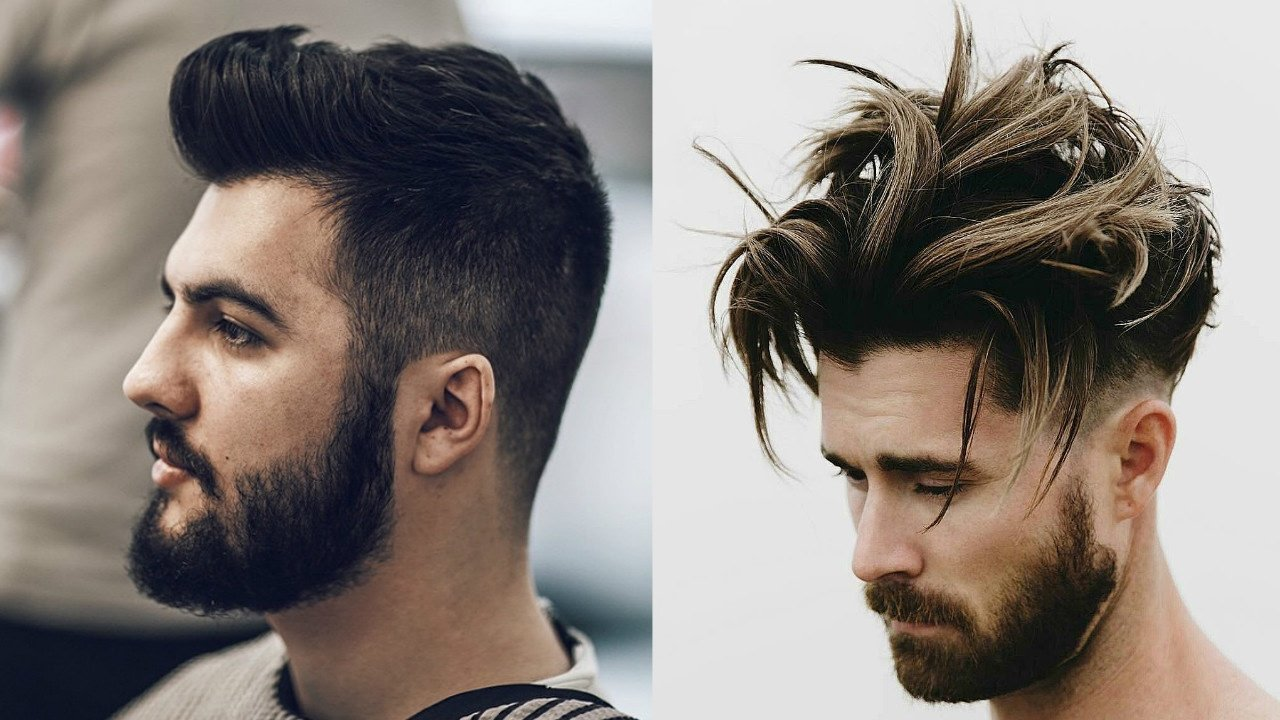 The Best Top 15 Most Handsome Hairstyles For Men 2017 2018 Super Pictures