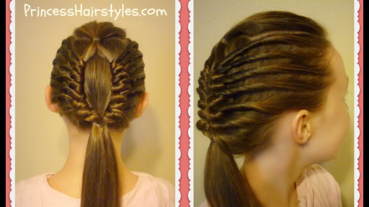 The Best Window Braid Tutorial Edgy Hairstyles Youtube Pictures
