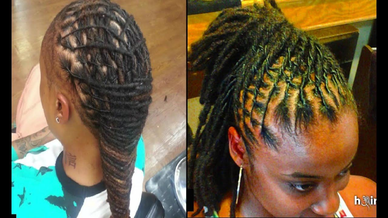 The Best Natural Hair Locks 2015 Black Hairstyles Youtube Pictures