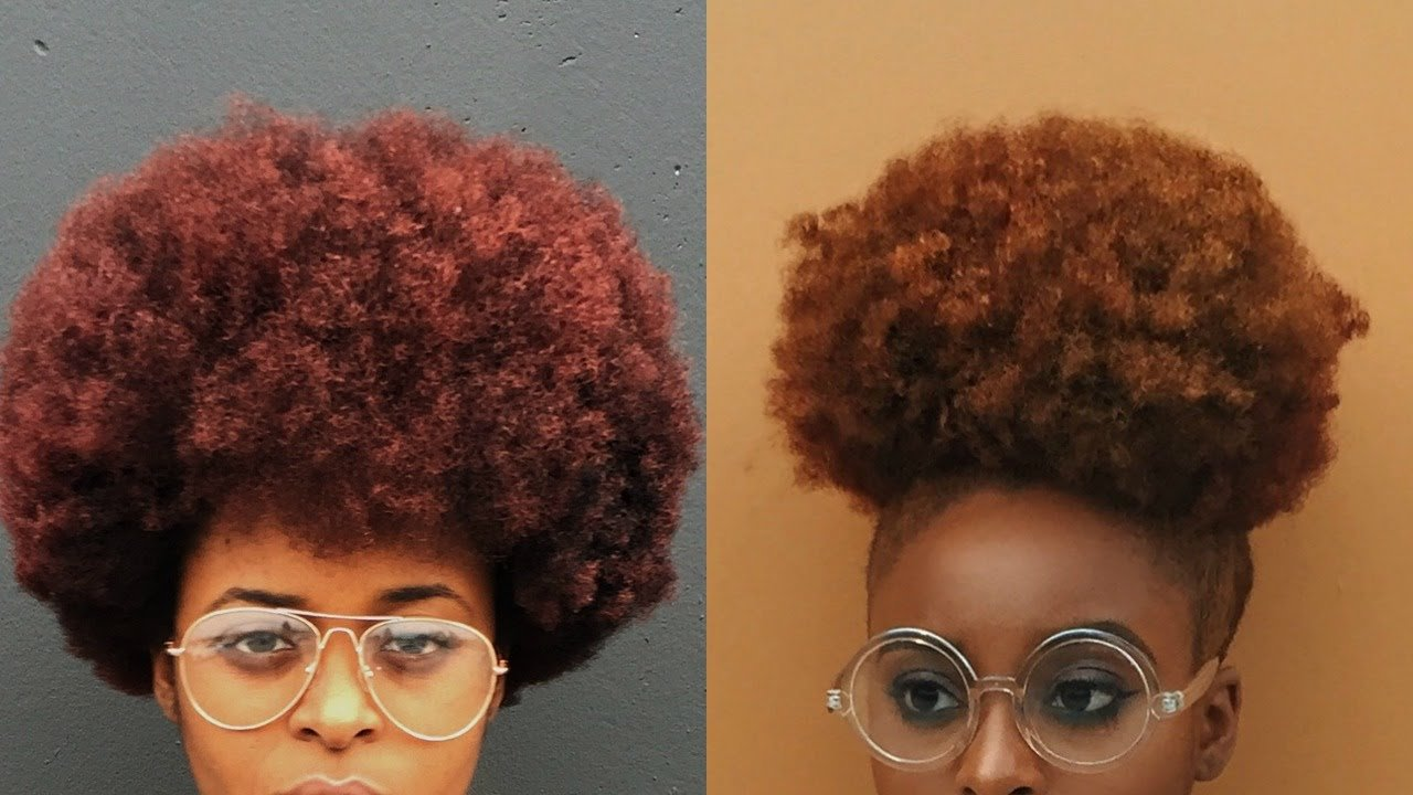 The Best How To Dye Natural Hair At Home No Bleach Ronkeraji Pictures
